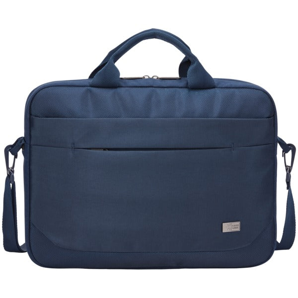 14-Inch Advantage Laptop Attache (Blue)