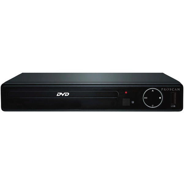 Proscan PDVD6670 HDMI 1080p Upconversion DVD Player with USB Port
