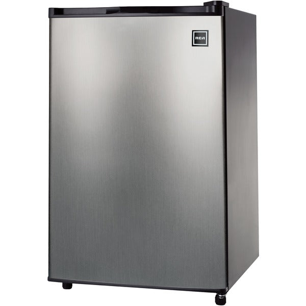 4.5 Cubic-ft Stainless Steel Mini Fridge