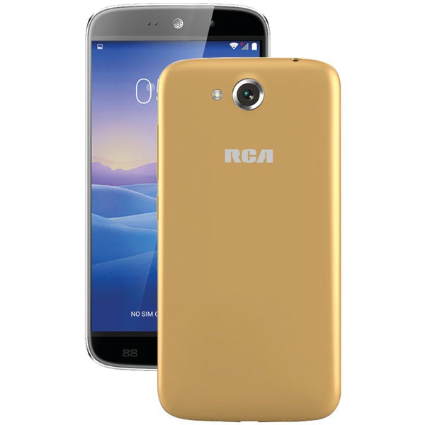 "5.5"" Android(TM) Quad-Core Smartphone (Beige-Champagne)"
