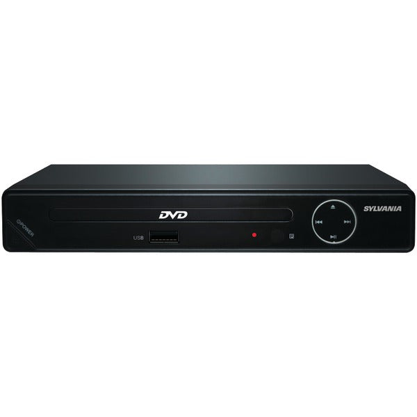 HDMI(R) DVD Player with USB Port for Digital Media Playback