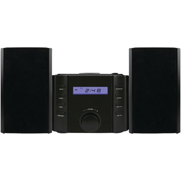Bluetooth(R) CD Microsystem with Radio