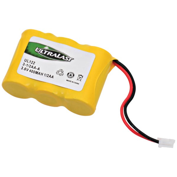 3-1-2AA-A Rechargeable Replacement Battery