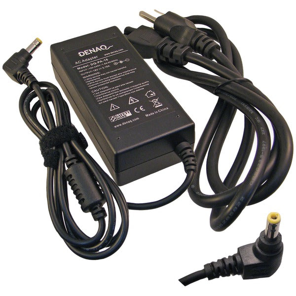 19-Volt DQ-PA-16-5525 Replacement AC Adapter for Dell(R) Laptops