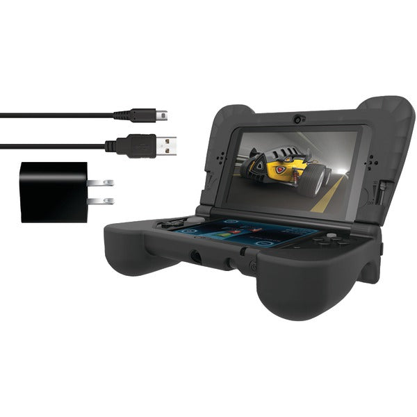 Nintendo 3DS(TM) XL Power Play Kit (Black)