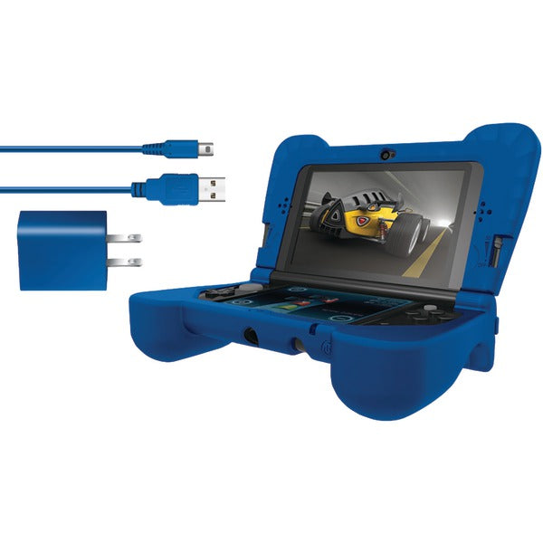 Nintendo 3DS(TM) XL Power Play Kit (Blue)