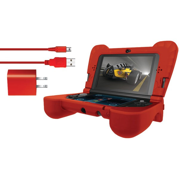 Nintendo 3DS(TM) XL Power Play Kit (Red)