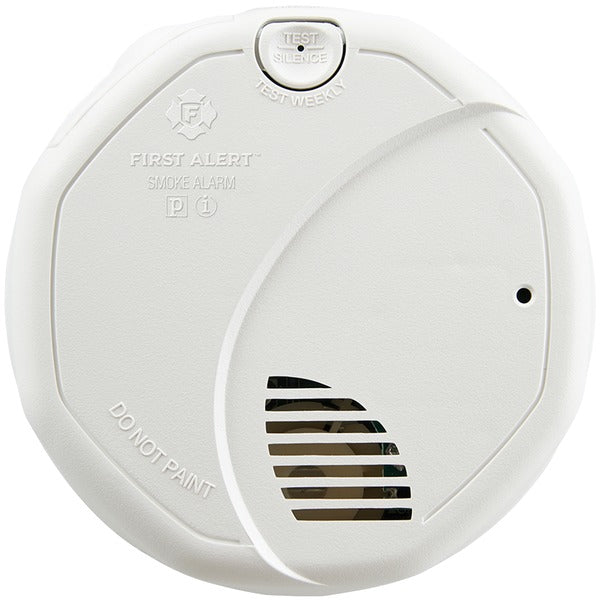 Dual Sensor Alarm with 10-Year Battery
