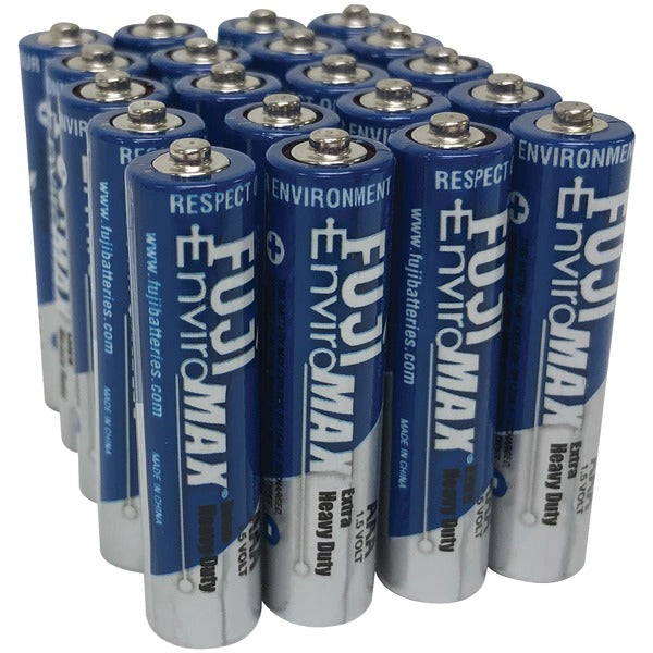 EnviroMax(TM) AAA Extra Heavy-Duty Batteries (20 pk)