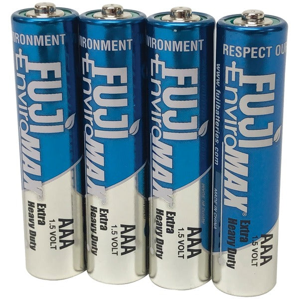 EnviroMax(TM) AAA Extra Heavy-Duty Batteries (4 pk)