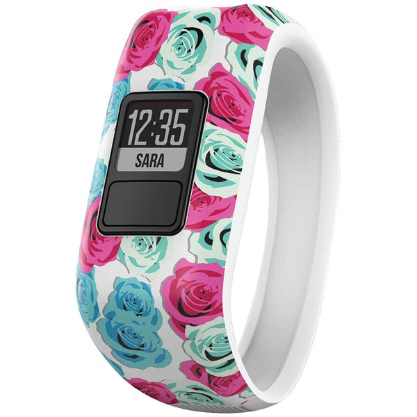 vivofit(R) jr. Fitness Band (Real Flower)