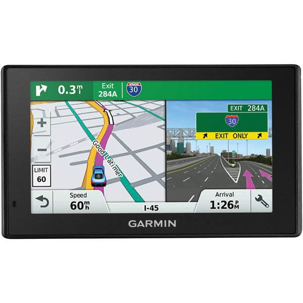 "Garmin 010-01682-02 DriveAssist 51 LMT-S 5"" GPS Navigator with Built-in Dash Cam, Lifetime Maps of North America & Live Traffic"