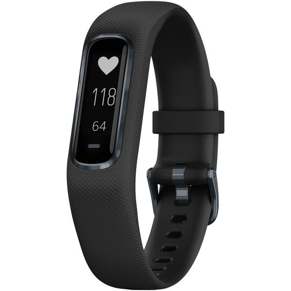 vivosmart(R) 4 Activity Tracker (Black with Midnight Hardware, Small-Medium Wrists)