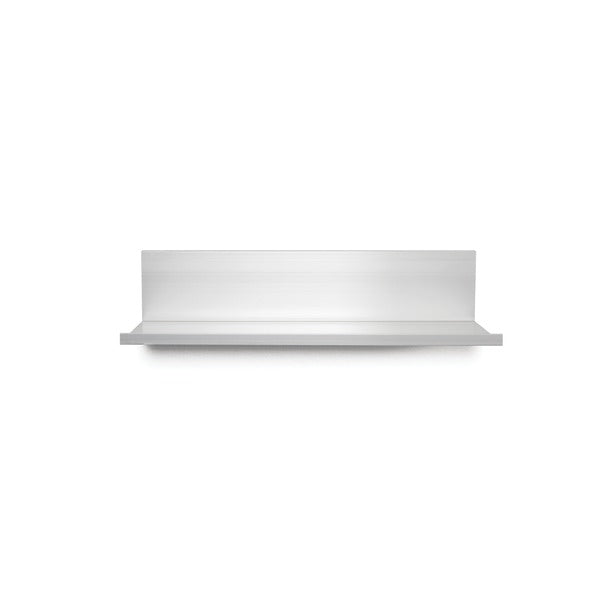 12-Inch No-Stud Floating Shelf(TM) (Clear Anodized)