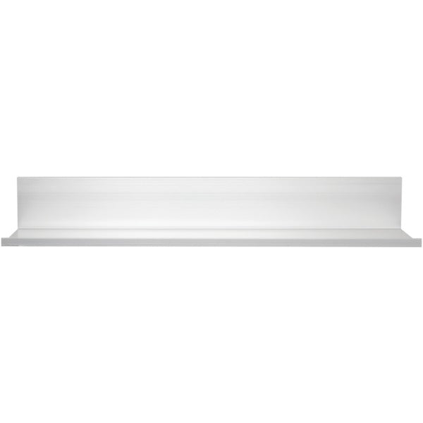18-Inch No-Stud Floating Shelf(TM) (Clear Anodized)