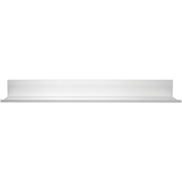 24-Inch No-Stud Floating Shelf(TM) (Clear Anodized)