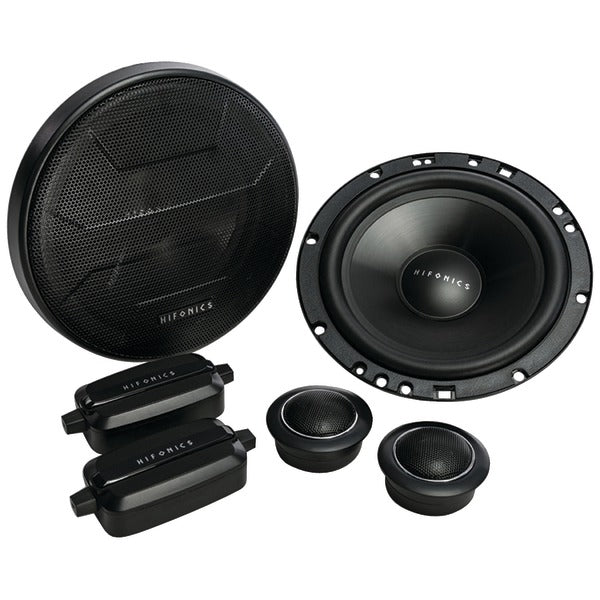 "Zeus(R) Series 6.5"" 400-Watt 2-Way Component Speaker System"