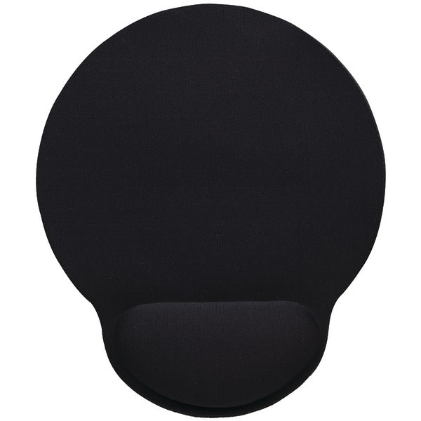 Wrist-Rest Mouse Pad (Black)