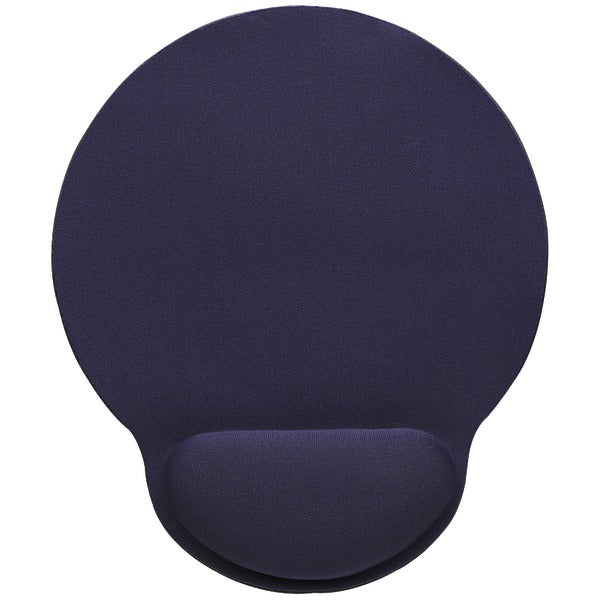 Wrist-Rest Mouse Pad (Blue)