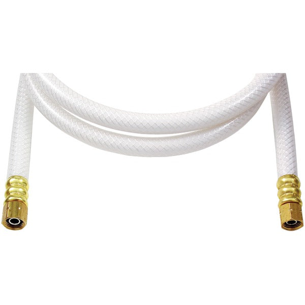 "Poly-Flex Ice Maker Connectors (5 ft x 1-4""; Lead-free poly)"