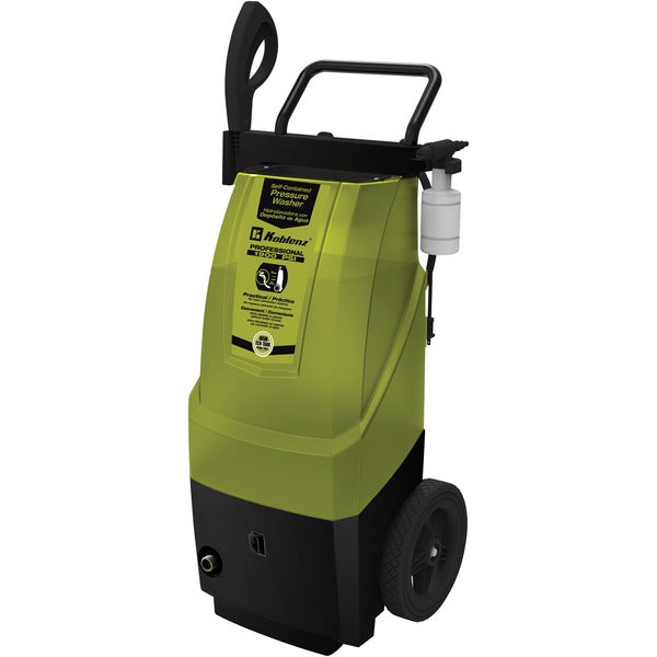 1,900psi Self-Contained Pressure Washer