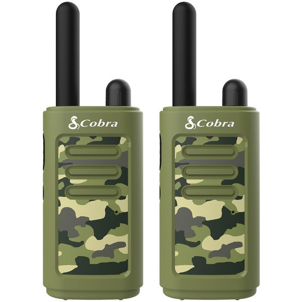 HE150G 16-Mile 2-Way Radios (Green)