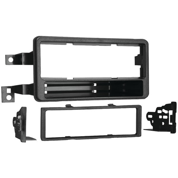 Single-DIN-ISO-DIN Installation Kit with Pocket for Toyota(R) Tundra 2003 through 2006-Sequoia 2003 through 2007