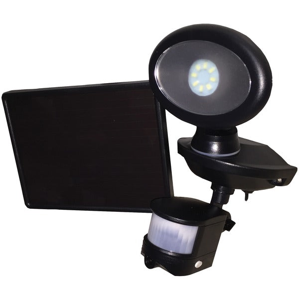 Solar-Powered Security Video Camera & Spotlight
