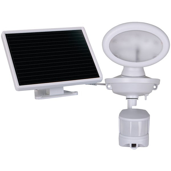 Solar-Powered Security HD Video Camera and Spotlight
