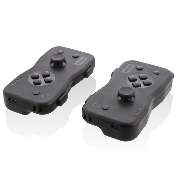 Dualies Motion Controller Set for Nintendo Switch(TM) (Black)