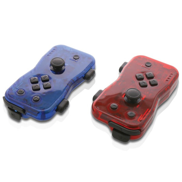 Dualies Motion Controller Set for Nintendo Switch(TM) (Red and Blue)