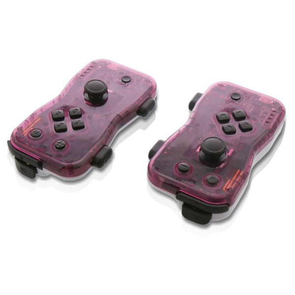 Dualies Motion Controller Set for Nintendo Switch(TM) (Purple)