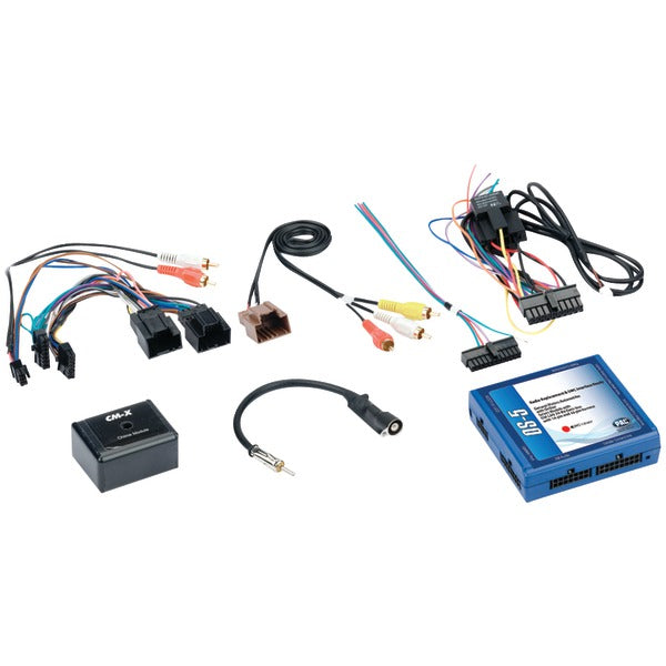 OnStar(R) Interface for Select GM(R) Vehicles (Select 29-Bit GM(R) LAN Vehicles)