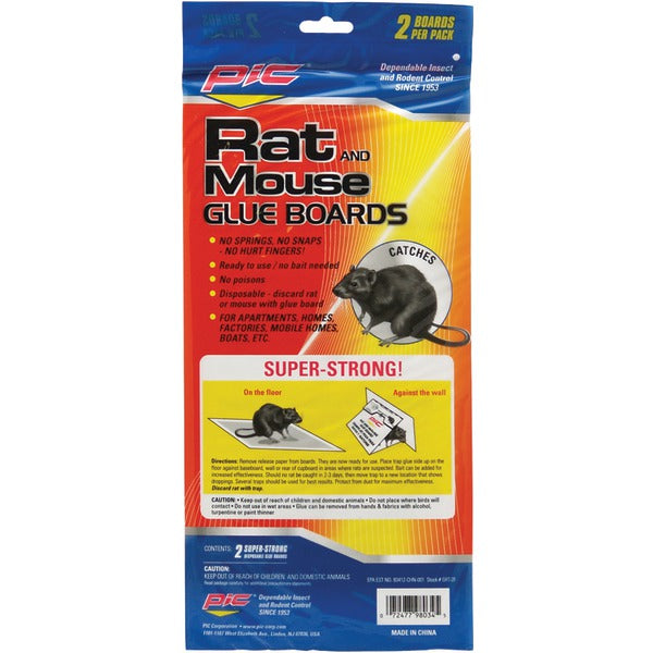 Glue Rat Boards, 2 pk