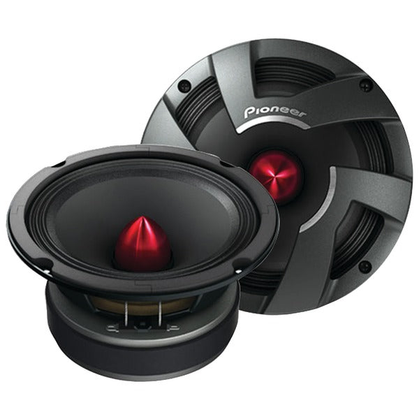 "PRO Series 6.5"" 500-Watt Mid-Bass Drivers"