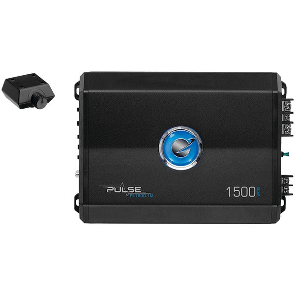 Pulse Series Monoblock Class AB Amp (1,500 Watts max)