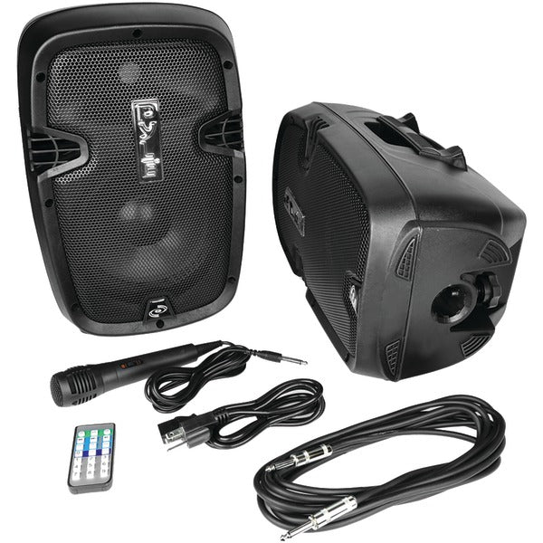 700-Watt Active-Passive Dual Speaker System Kit