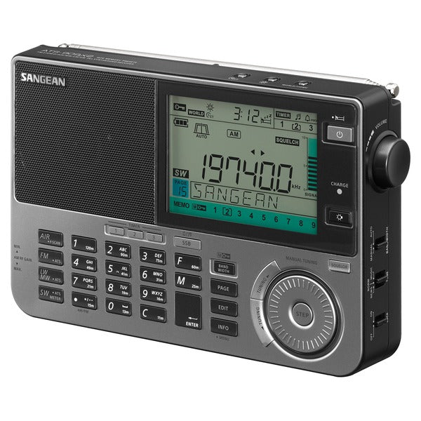 The Ultimate FM-SW-MW-LW-Air Multi-Band Radio