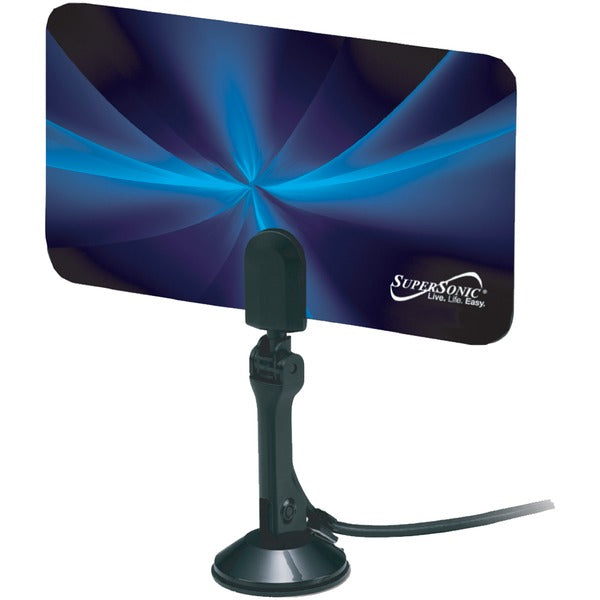 HDTV Flat Digital Indoor Antenna