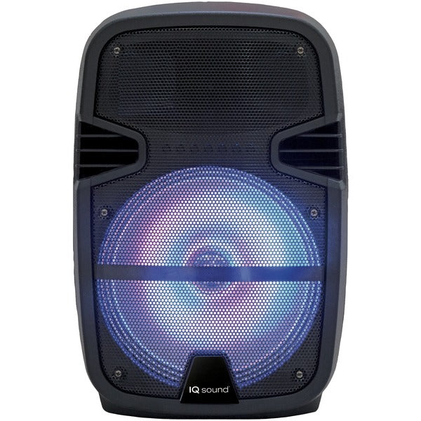 12-Inch Portable Bluetooth(R) DJ Speaker