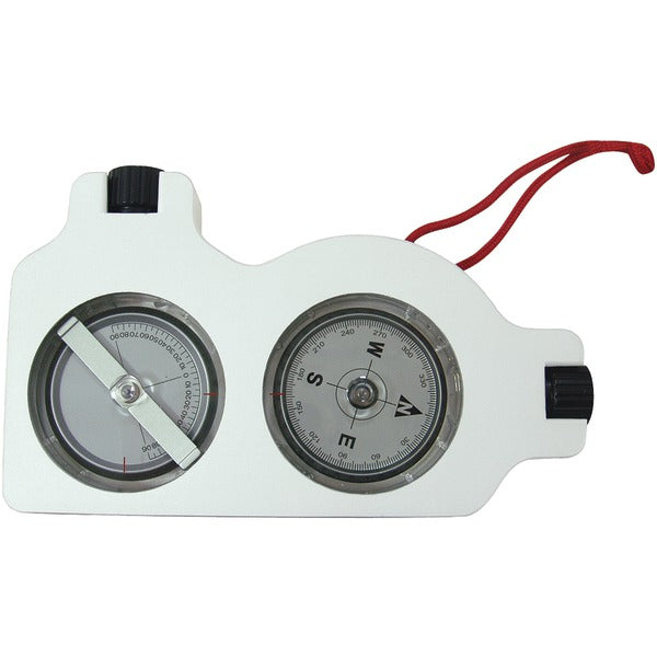 Inclinometer-Compass Satellite Angle Finder