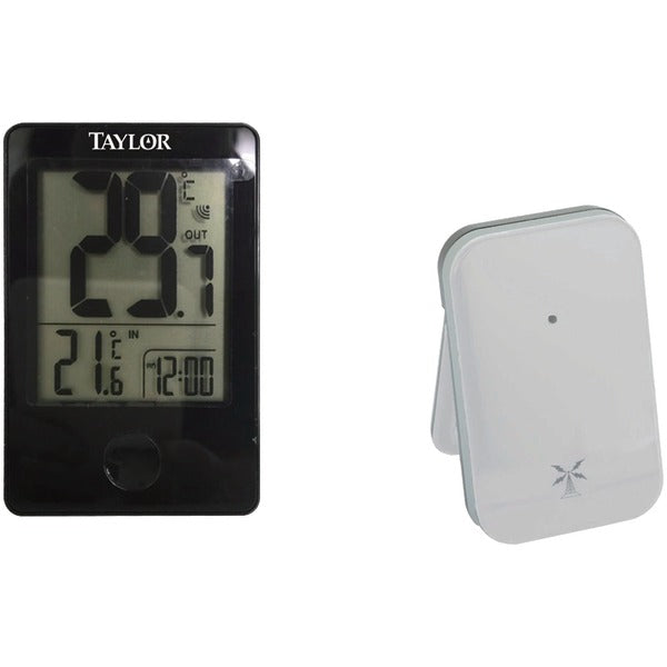 Indoor-Outdoor Digital Thermometer with Remote