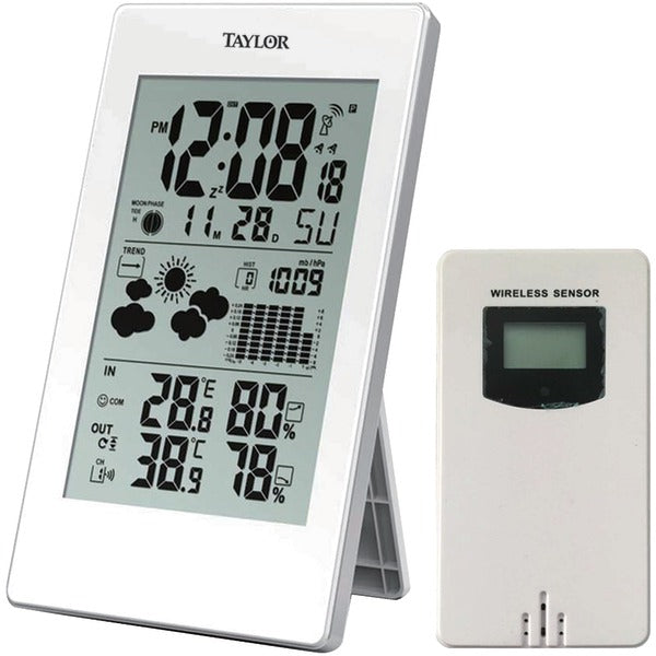 Digital Weather Forecaster with Barometer & Alarm Clock