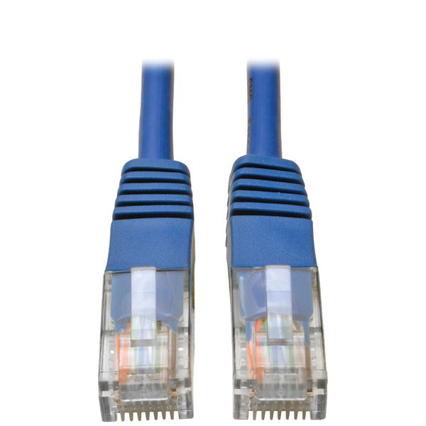 CAT-5E Molded Patch Cable, 3ft (Blue)