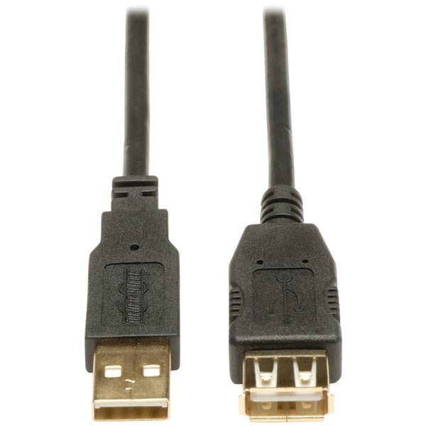 Hi-Speed A-Male to A-Female USB 2.0 Extension Cable (10ft)