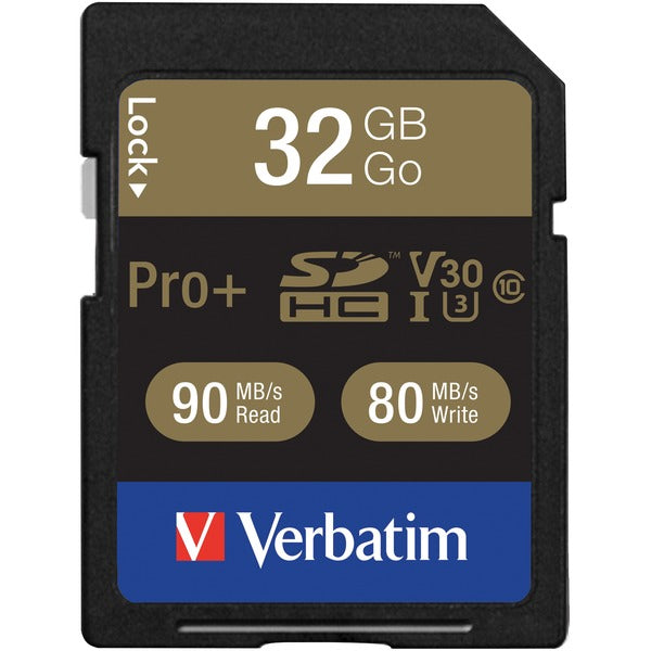 Class 10 32GB Pro Plus 600X SDHC(TM) Memory Card