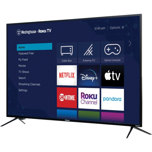 50-Inch-Class UX Series 4K Ultra HD Smart Roku(R) TV