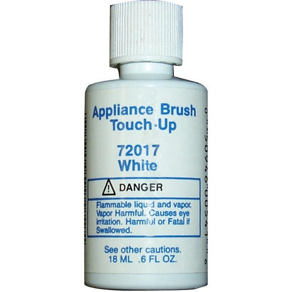 Appliance Brush-on Touch-up Paint (White)