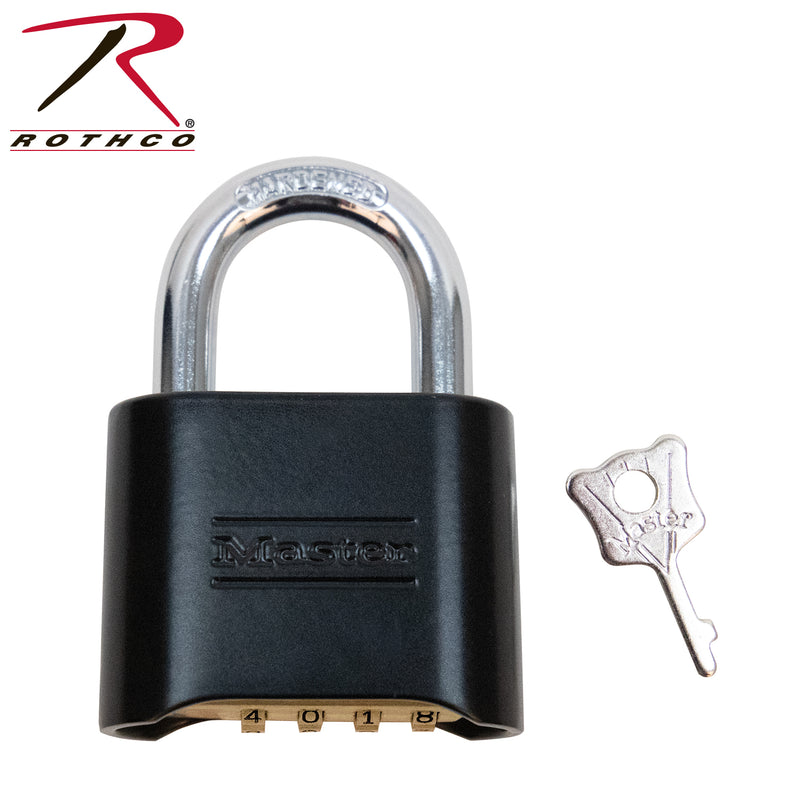 Master Lock 178D Set Your Own Combination Padlock