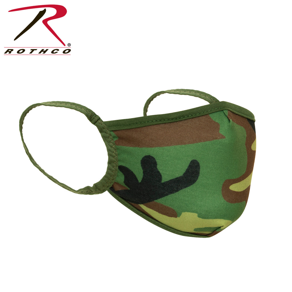 Rothco Kids Reusable 3-Layer Face Mask